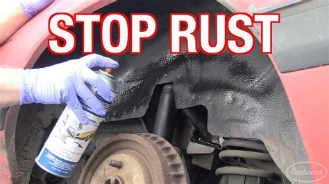 How To Remove Rust: Treating & Preventing Rust on R&D