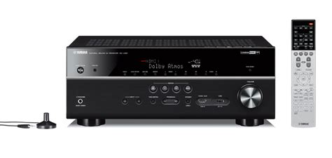 Yamaha RX-V681 Review: A Great Example On The Receiver