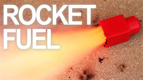 Homemade Rocket Fuel (R-Candy) - YouTube