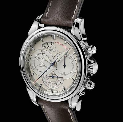 New_Omega_Watch_Reviews: The Omega De Ville Co-Axial