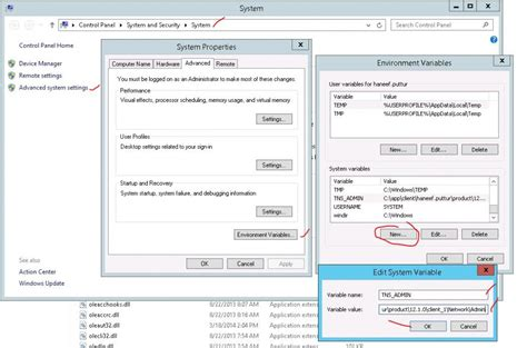 Installing Oracle ODBC Driver to Windows 2012 Server R2