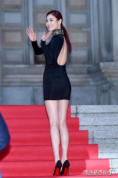 After School's Nana Causes Nosebleed Wearing This Black