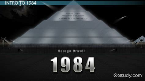 Ministry of Truth in 1984 - Video & Lesson Transcript