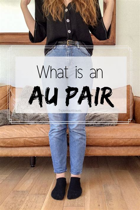 Want to know exactly what an au pair is by an ACTUAL au