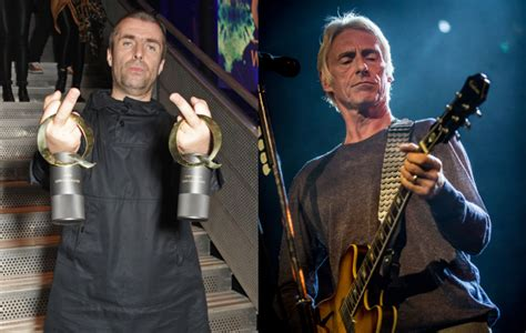 Liam Gallagher slams Paul Weller after he likens 'As You