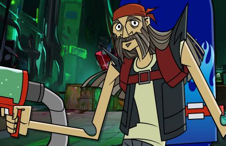 Motorcity: Characters of Motorcity