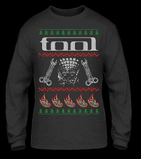 The Ugly Christmas Sweaters Of Metal   The Circle Pit