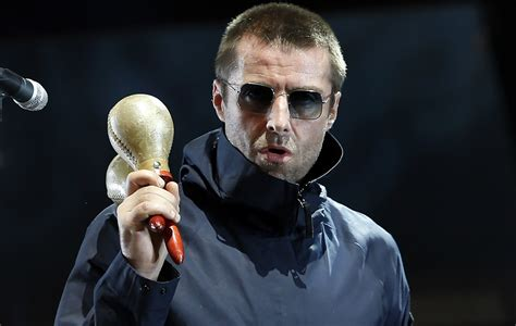 Liam Gallagher warns against excessive drink and drugs