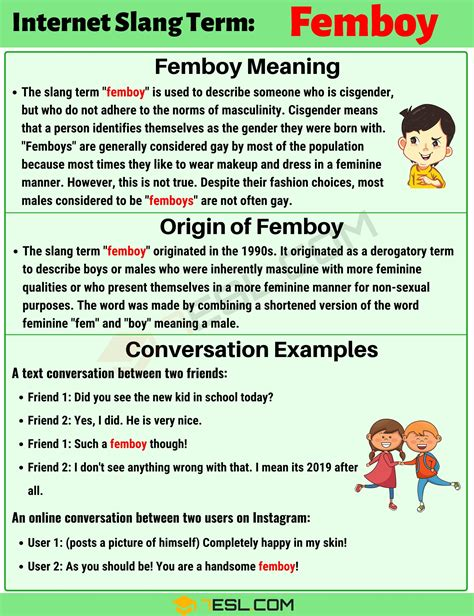 'Femboy' Internet Slang Meaning With Interesting