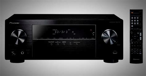Pioneer Launches New VSX-531 Entry-Level A/V Receiver