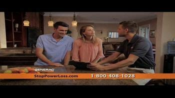 Generac TV Commercial, 'Power You Control' - iSpot