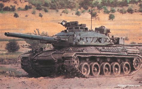 AMX-30 Main Battle Tank   Military-Today