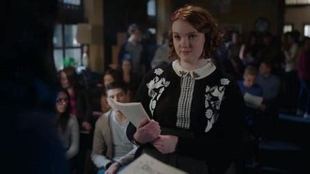 Stranger Things Actress, Shannon Purser Reveal Herself As
