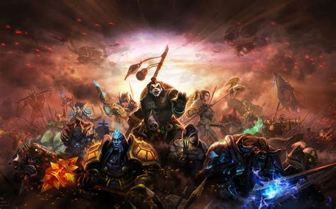 World Of Warcraft Wallpapers High Quality | Page 2 of 3