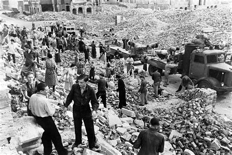 'Everything within 400 yards was incinerated': Dresden