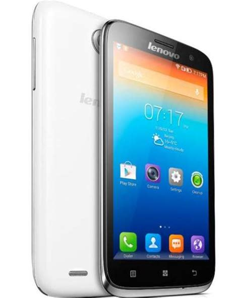 Lenovo A859 Mobile Phone Price in India & Specifications