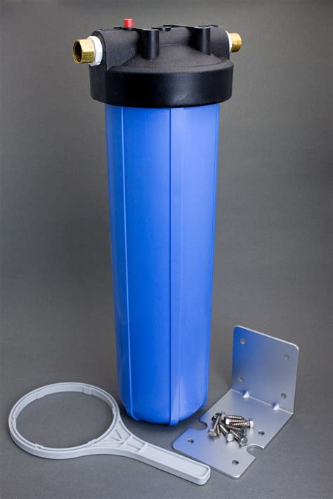 Large Garden Hose Filters for Higher Flow Rates – Pure