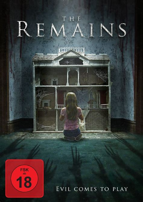 The Remains - Evil Comes to Play - Film 2016 - Scary-Movies