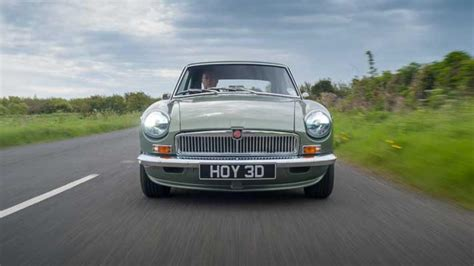 Driven: the MG LE50   Top Gear