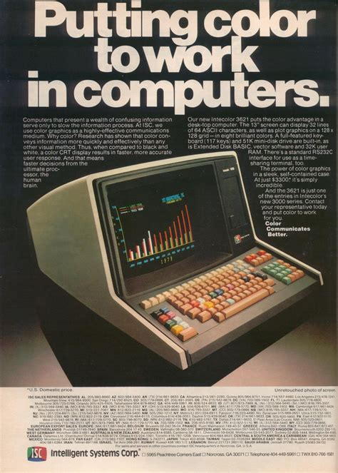 Vintage Computer Advertisements from the late 1970s - Page