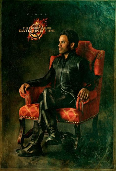 Katniss and Cinna Get New Catching Fire Capitol Portraits