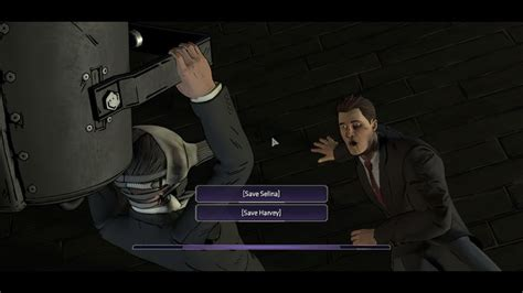 Important Choices in Episode 2: Children of Arkham