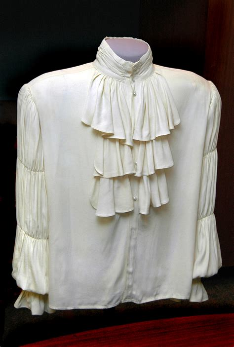 What is it about the puffy shirt?! | National Museum of