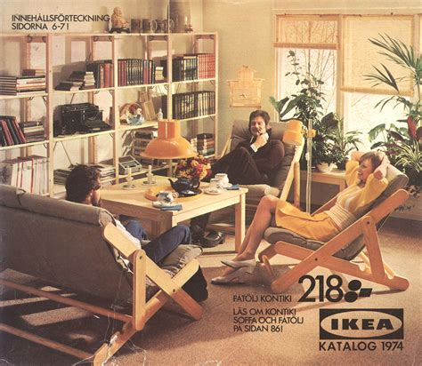 IKEA 1974 Catalog | Interior Design Ideas
