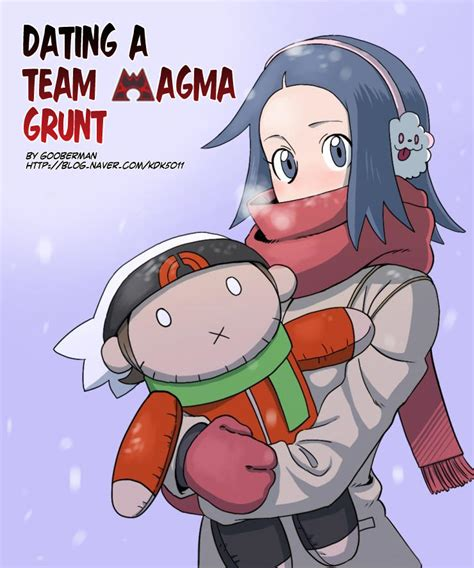 Dating a Team Magma Grunt Ch