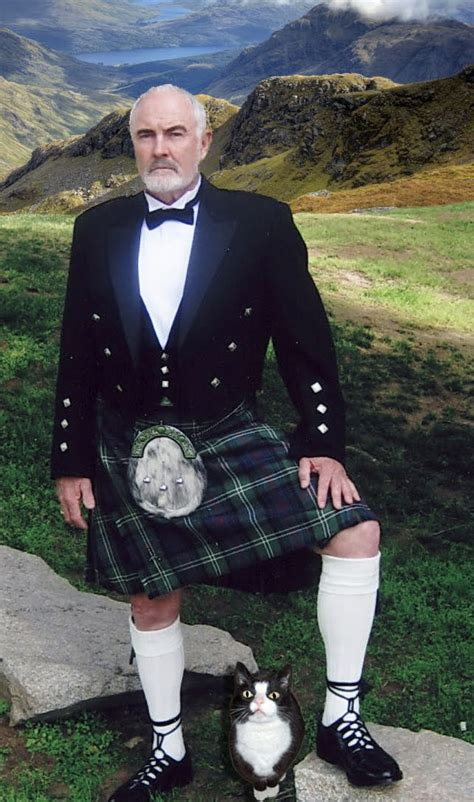 Jane's Adventures: There's a MAN in a kilt, and then