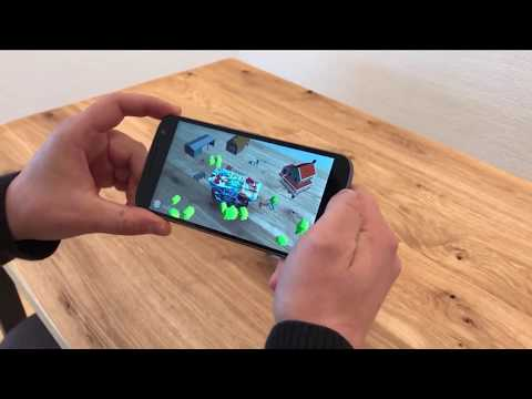 Auditory Augmented Reality