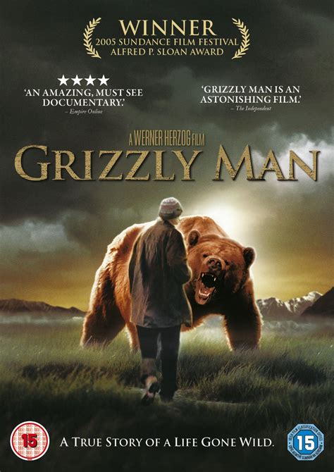 Grizzly Man (UK-import)