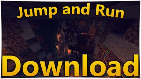 Minecraft Jump and Run Map Download 1