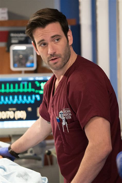 'Chicago Med's' Colin Donnell on Connor's Secret, Feud