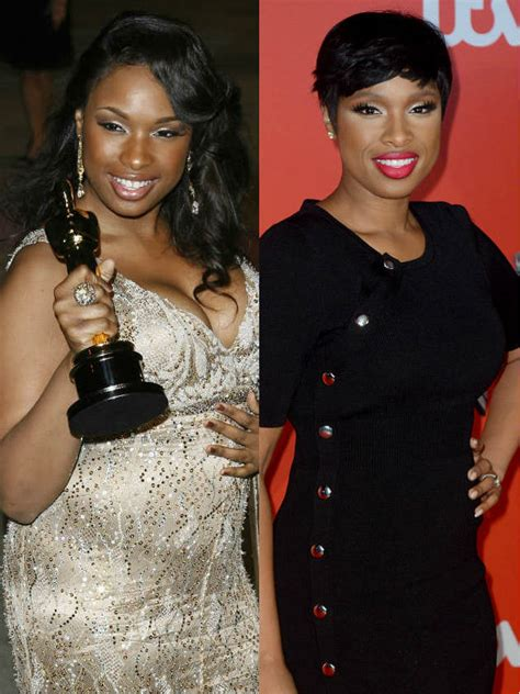 What a transformation! See Jennifer Hudson's weight loss