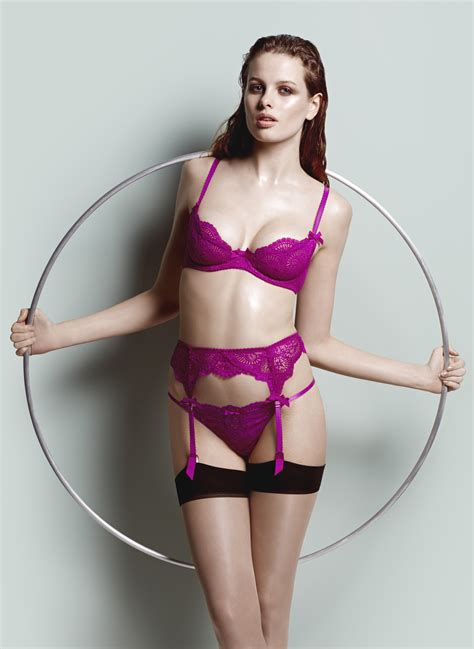 L'AGENT BY AGENT PROVOCATEUR AW2014 - her etiquette