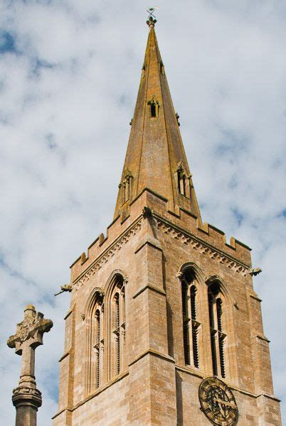 Broach Spire definition, Illustrated Dictionary of British