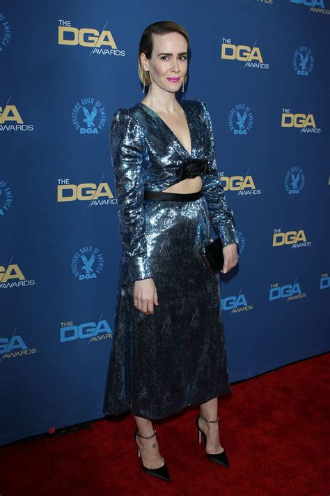 sarah paulson attends the 71st annual directors guild of