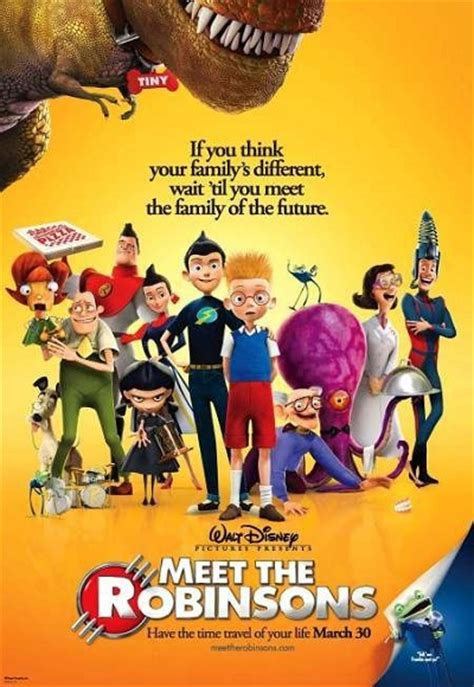 Meet the Robinsons (2007) (In Hindi) Full Movie Watch