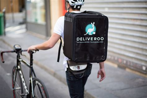 London startup Deliveroo has raised $100 million for its