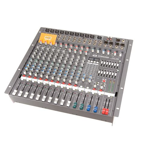 Dynacord CMS 1000 10‑channel Compact Mixing System ⋆ CUE Sale