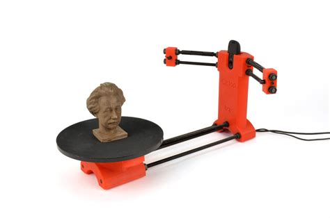 LulzBot Brings Open Source 3D Scanning to the US with BQ
