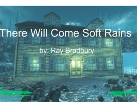 There Will Come Soft Rain by Francisco Ramos