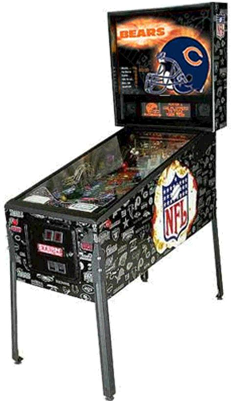 Discontinued Pinball Machines - Reference Page N-P