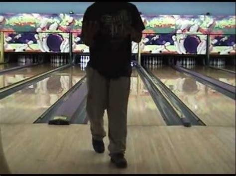 Bowling Ball Release & Hand Position - YouTube