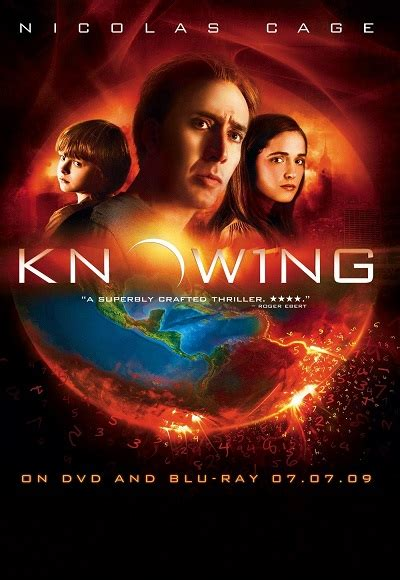Knowing (2009) (In Hindi) Full Movie Watch Online Free