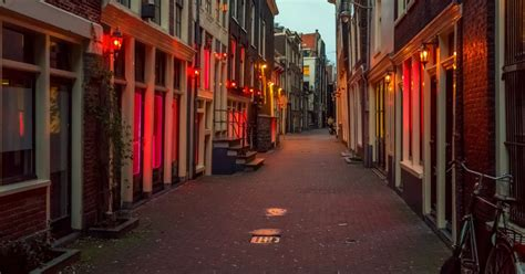 5 things you probably didn't know about the Red Light District