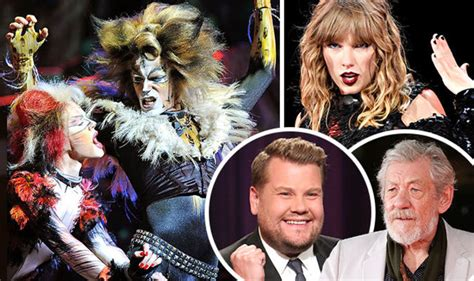 Cats the musical: FILM version coming with Taylor Swift