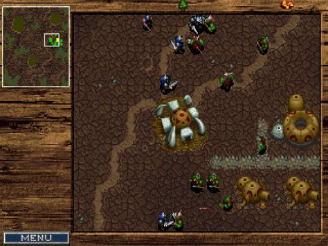 Download Warcraft: Orcs & Humans | DOS Games Archive