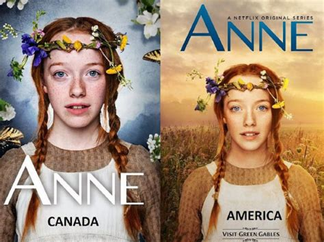 Canadians Unhappy After Netflix Airbrushes 'Anne' For